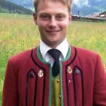 Andreas Knapp, Trompete/Obmann-Stellvertreter