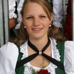 Franziska Knoll, Marketenderin