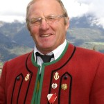 Albuin Unterlechner, Posaune/Ehrenobmann